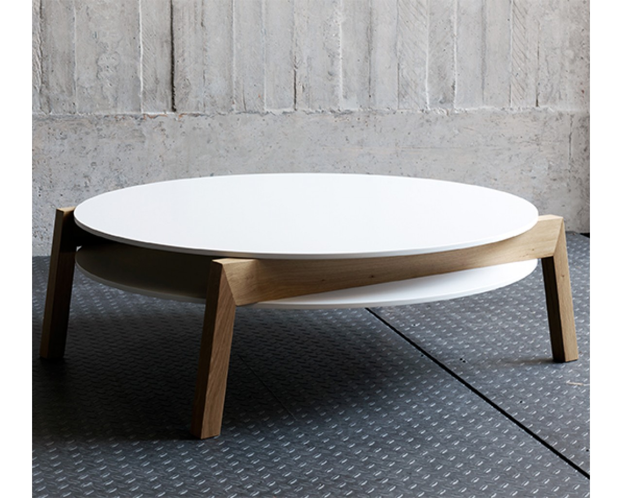 ROUND COFEE TABLE Τραπέζια σαλονιού